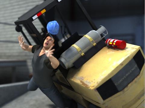 Forklift Truck Safety Horror